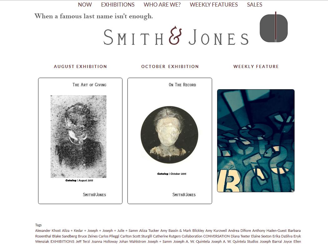 SmithandJonesArt.com